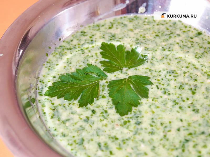 Болтушка от Оксаны Высоцкой, или летний суп