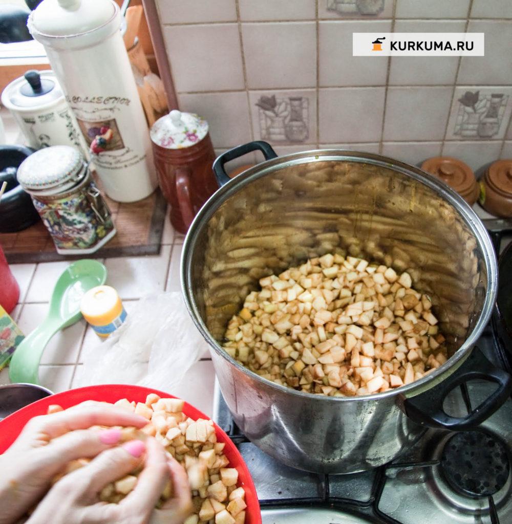 ведическое кулинарное искусство рецепт нут закуска