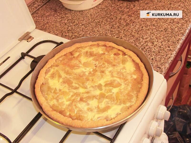 тесто без яиц