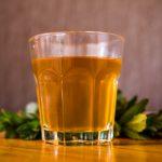 Напиток из свежей мяты с лимоном