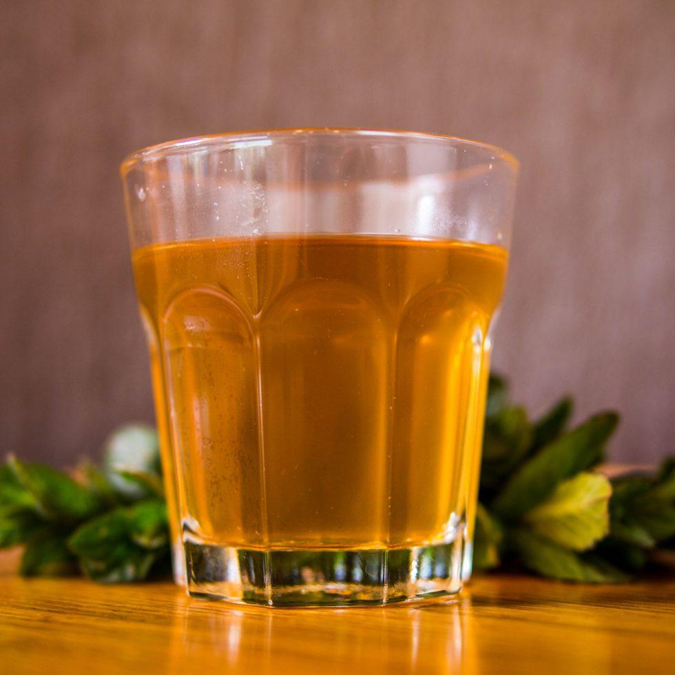 Напиток из мяты