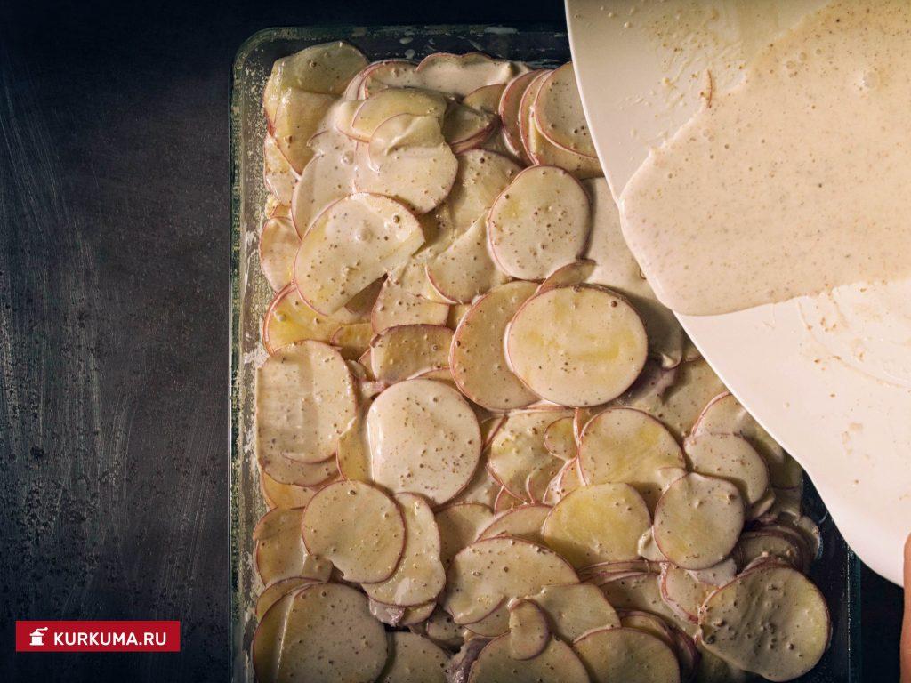 Картофельная запеканка Гауранга