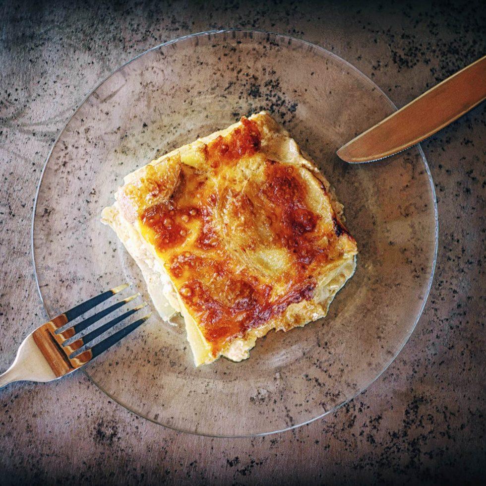 Картофельная запеканка Гауранга - рецепт с фото