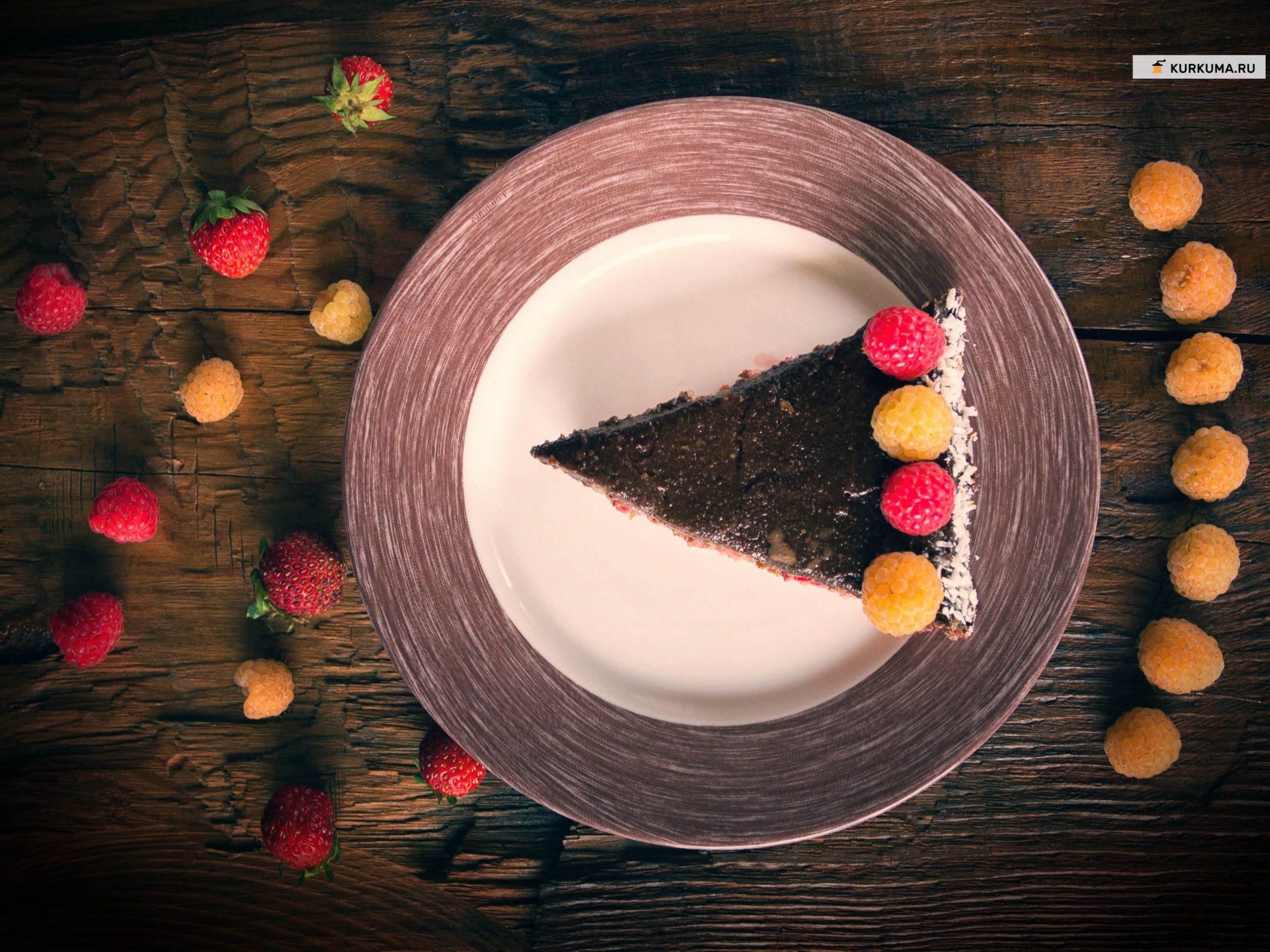 """Шоколадный торт """"Лада"""""""