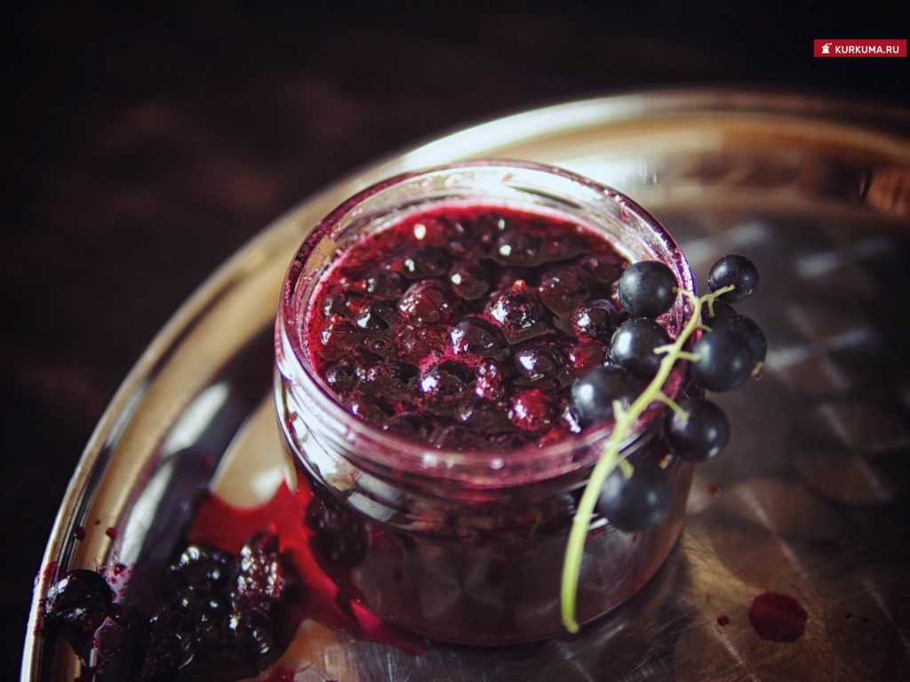 Смородина варенье рецепт пошагово