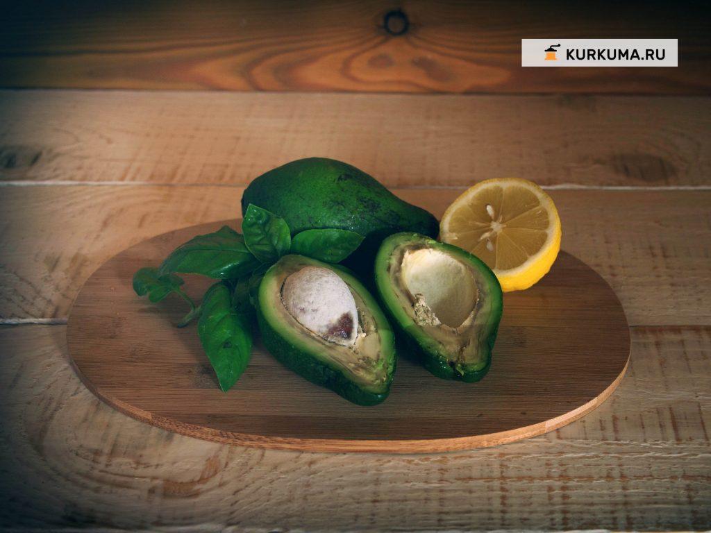 Гуакамоле - ингредиенты