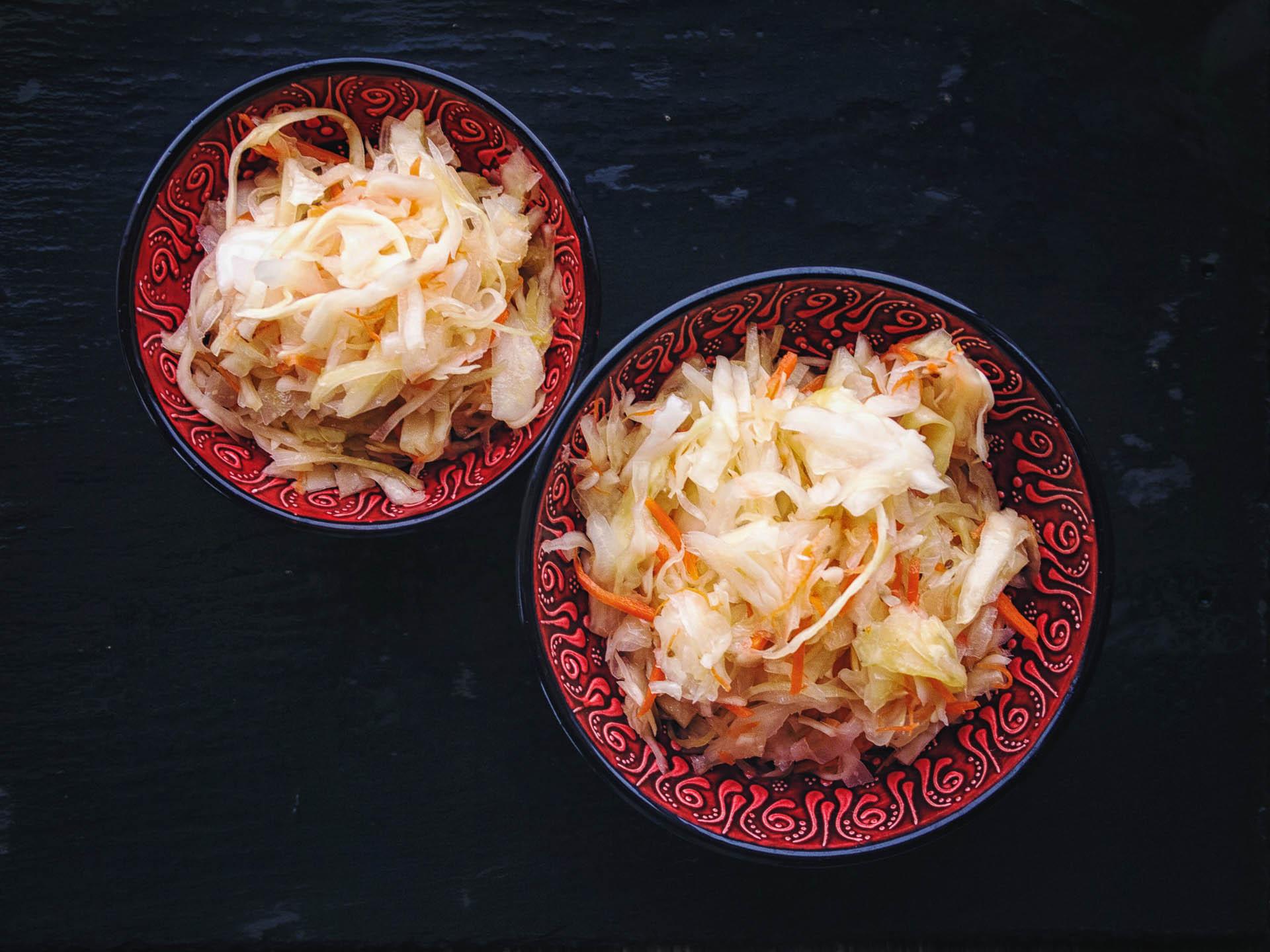 Квашеная капуста рецепт с фото