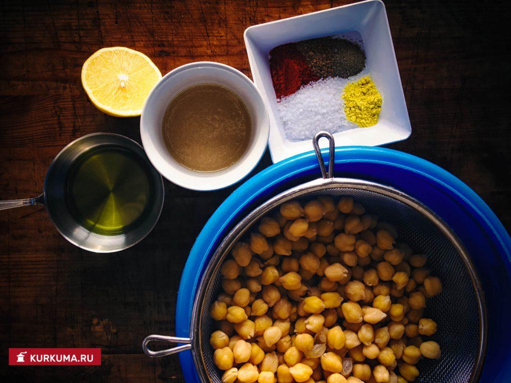 Хумус — пошаговый рецепт с фото. Веганский рецепт