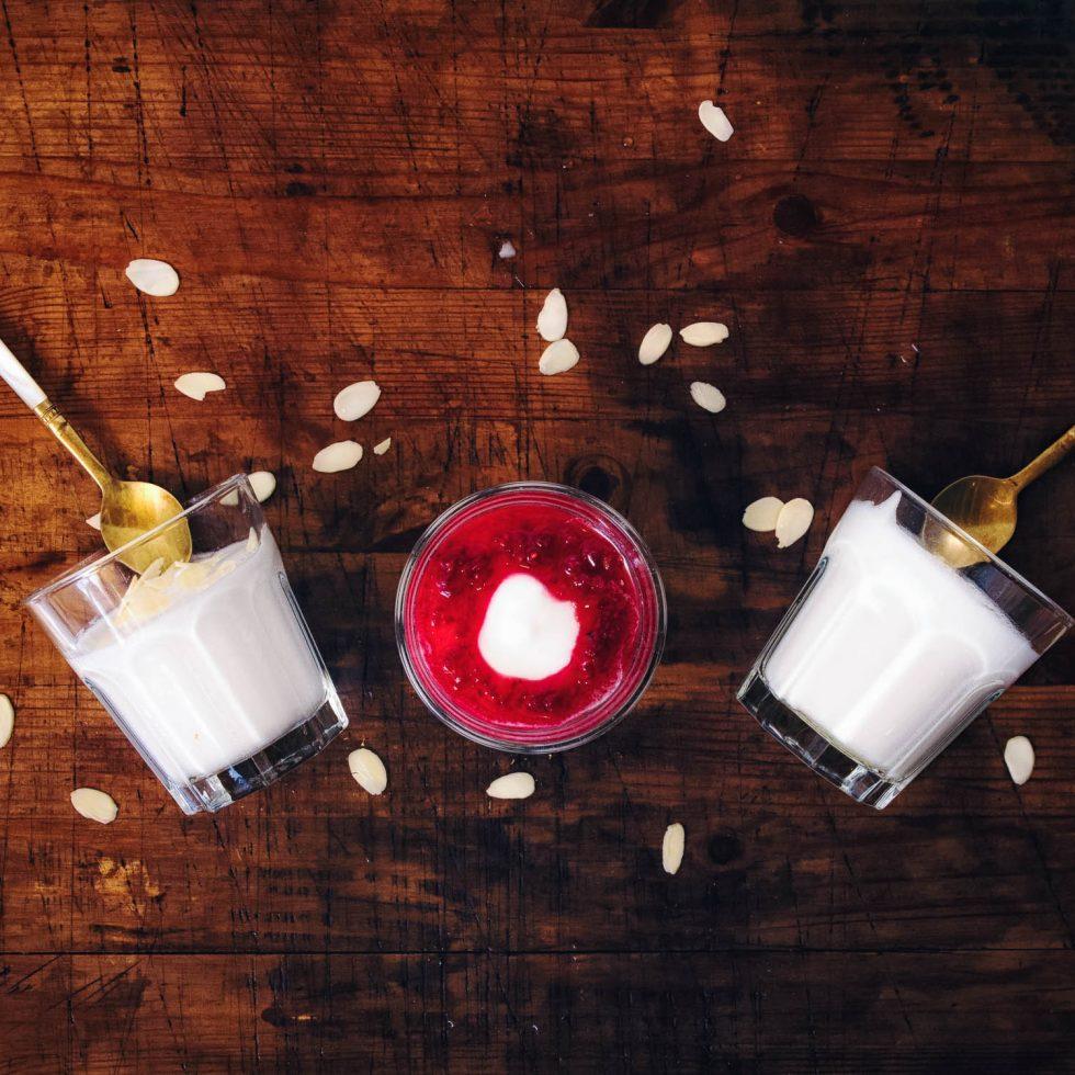 Домашнее мороженое, веганское - рецепт