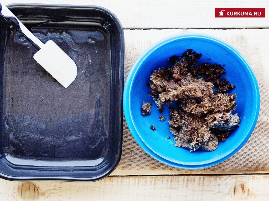 Пряные финиковые батончики - рецепт с фото