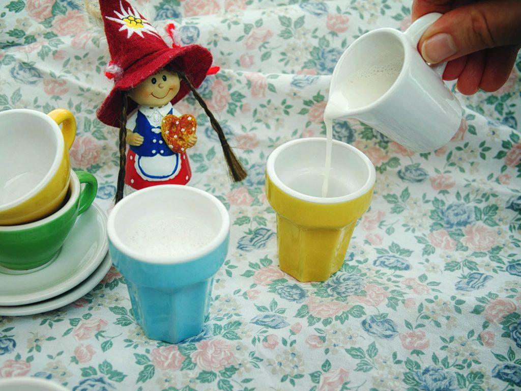 Как сделать кунжутное молоко фото 148