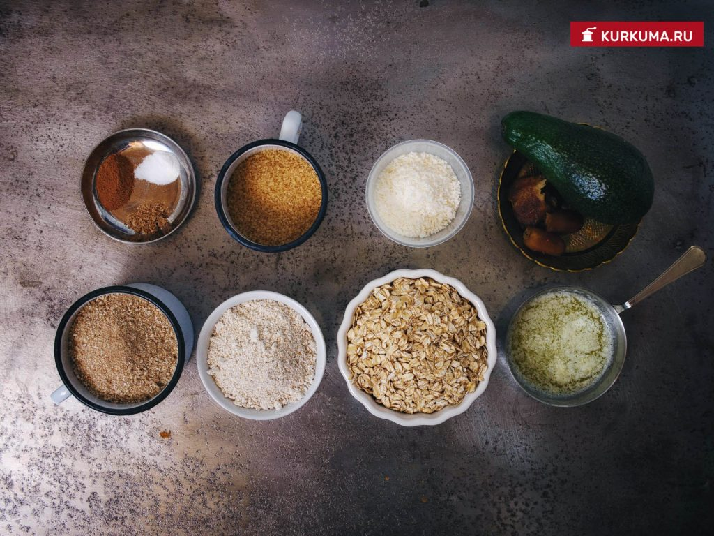 Овсяное печенье - рецепт с фото