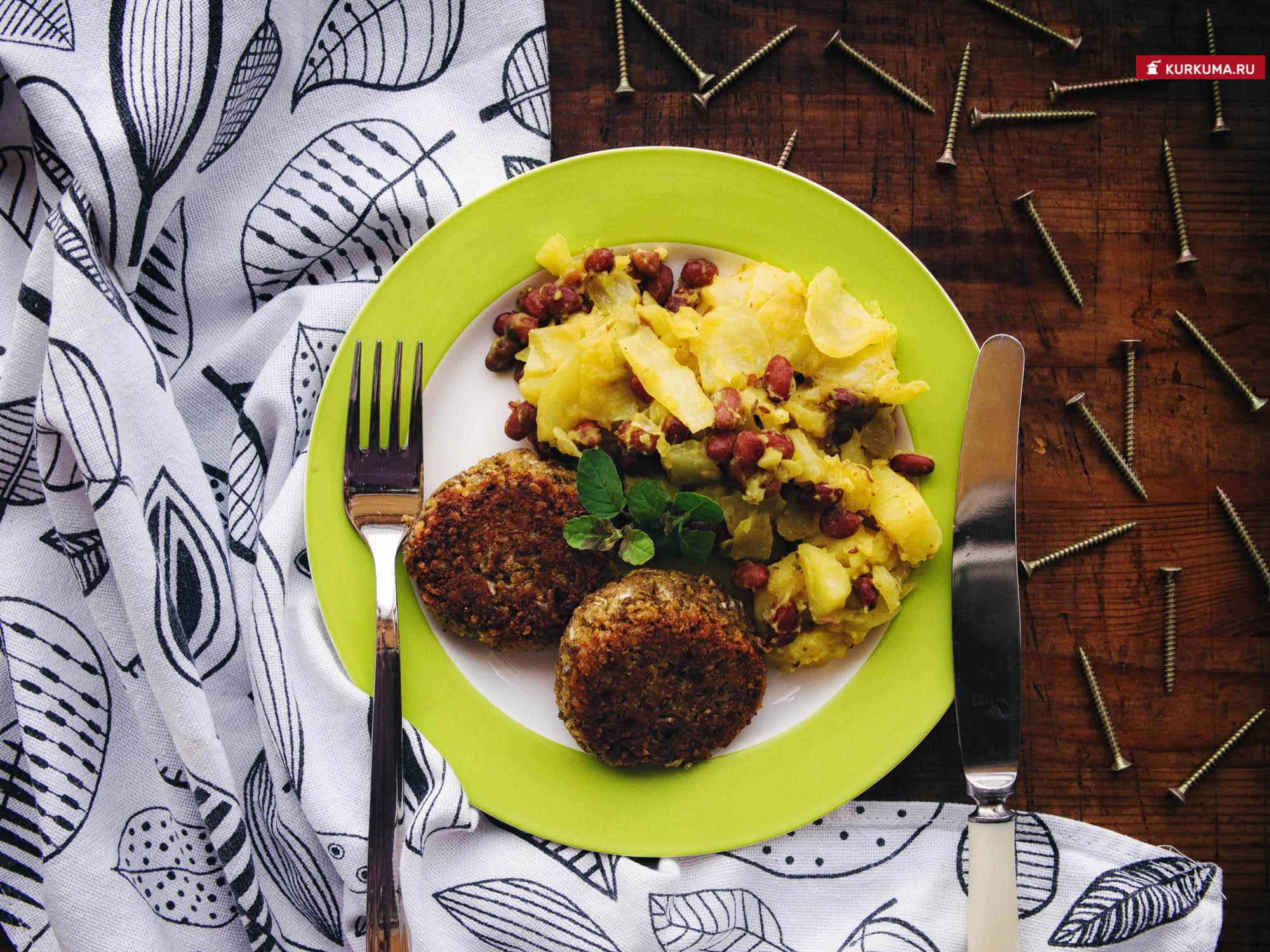 Вегетарианские блюда с фасолью рецепты с фото