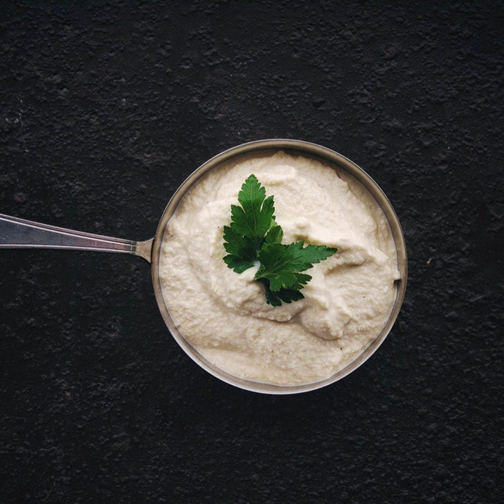 Майонез из кешью - рецепт с фото