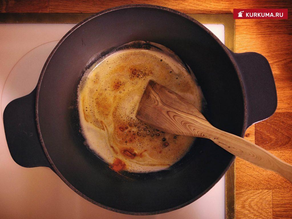 Сабджи с фасолью - рецепт с фото