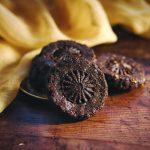 «Шоколадное» печенье без муки