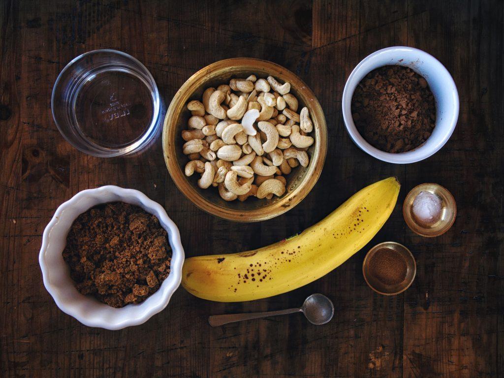 Печенье без муки - ингредиенты