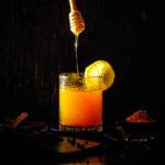 Озверин. Напиток от боли в горле + усиление иммунитета