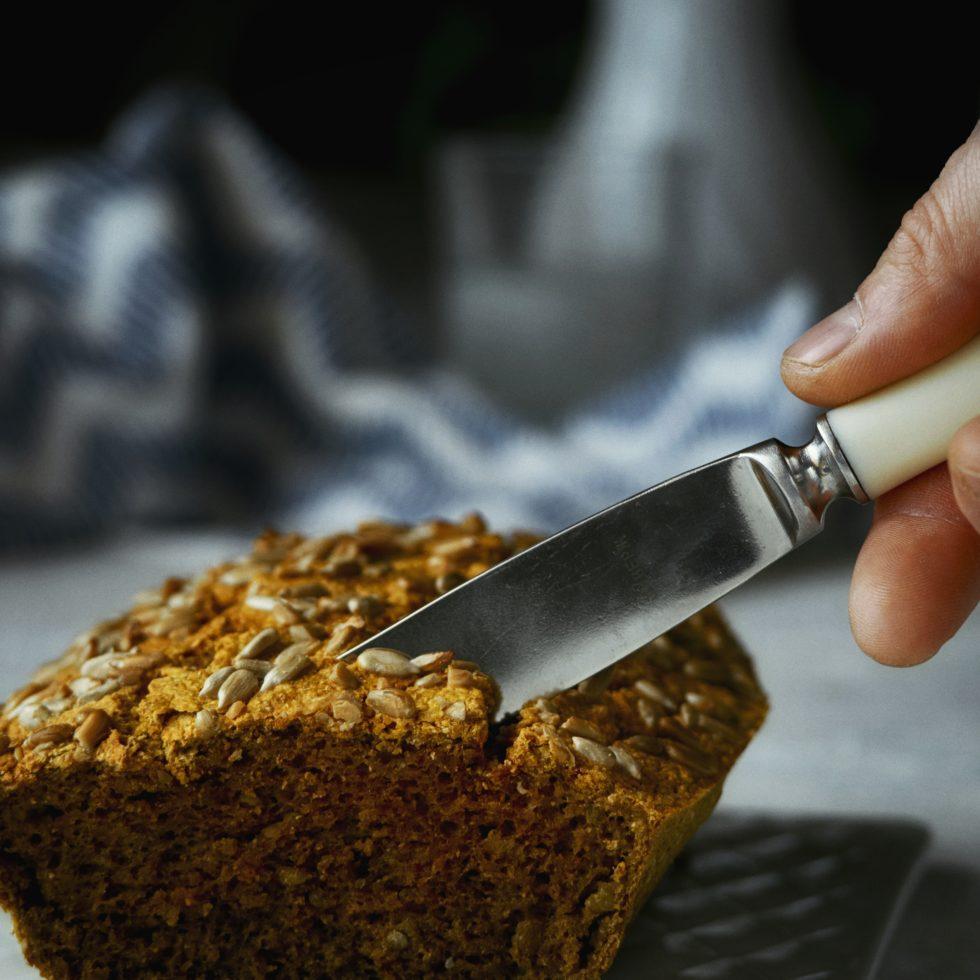 рецепт хлеб из зеленой гречки