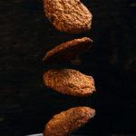 Хрустящее овсяное печенье ВЕГАН