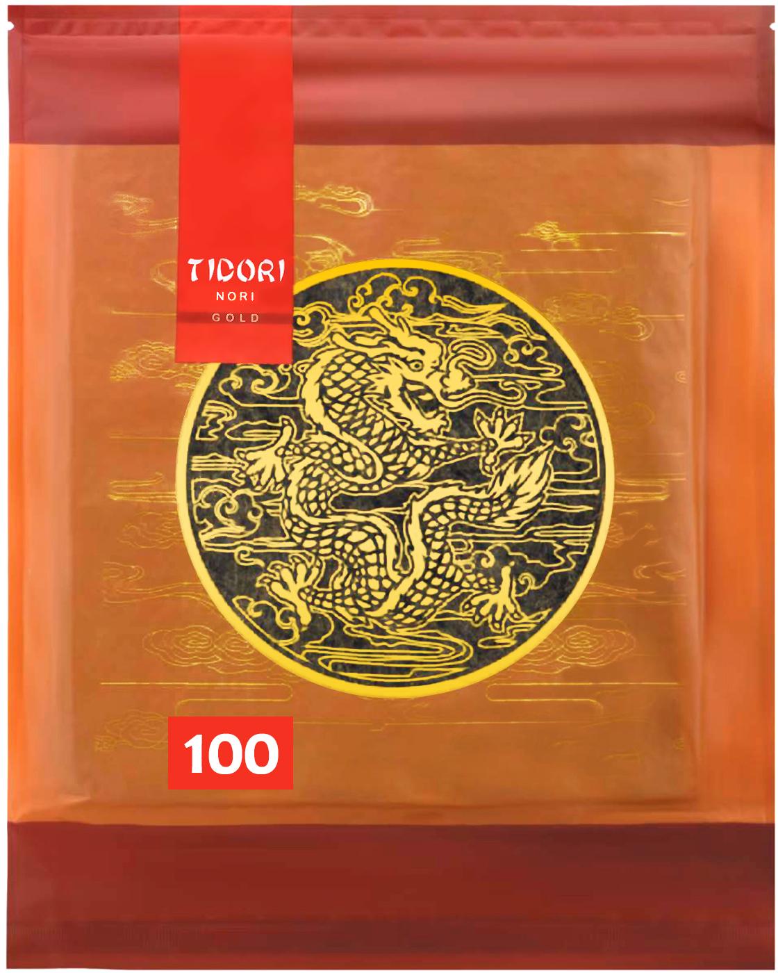водоросли Нори 100 листов